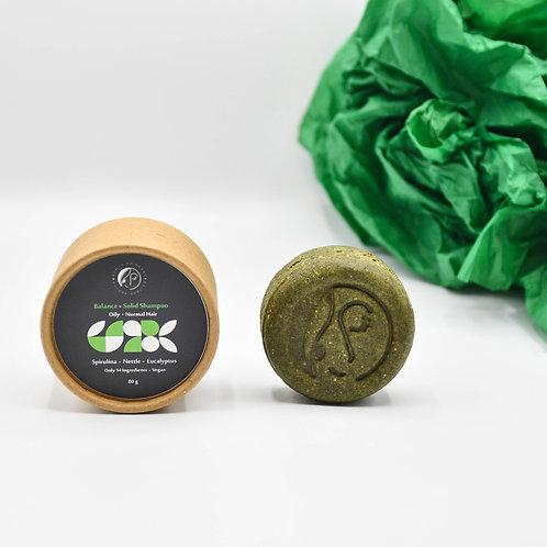 Balance - Solid Shampoo Bar for oily hair