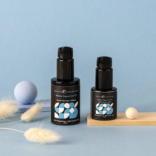 Balance Organic Face Oil