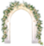 Rose Archway; His Fragrance; Michèle Grandfield; Glory Graphics (Copyright)