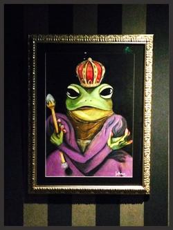SAR the Frog