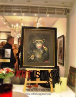 Exposition BXL Galerie Artistica