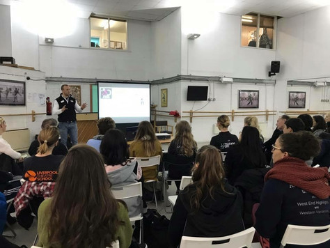 Talking points from the First Science in Dance Conference