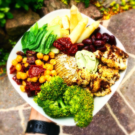 Guest Article: Nutrition and Balanced Eating