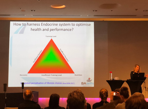 International Association of Dance Medicine and Science: A Week in Finland