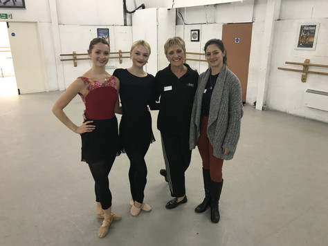 Science in Dance Conference 2018