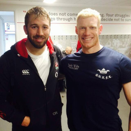 Podcast Episode 6: Sy Wiggall (Head of S&C at Oxford University Blues Rugby FC)