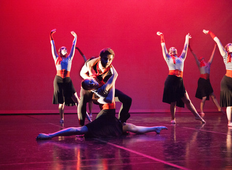 Nutrition Bulletin for Dancers and Body Composition