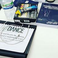 Dancer Nutrition
