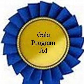 Business Card - Gala Program Ad