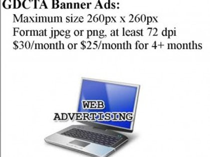 Web Banner Ad - Annual