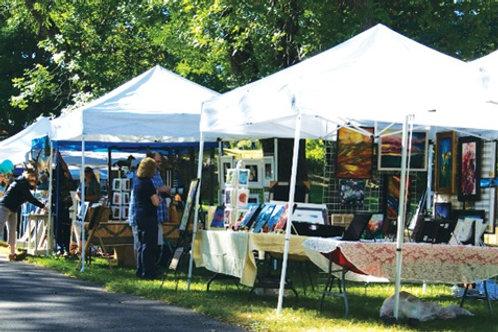 Vendor Tents (Non-Championship Show)