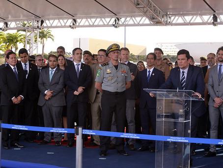 Mato Grosso do Sul recebe R$ 1,5 milhão de equipamentos da Força Nacional