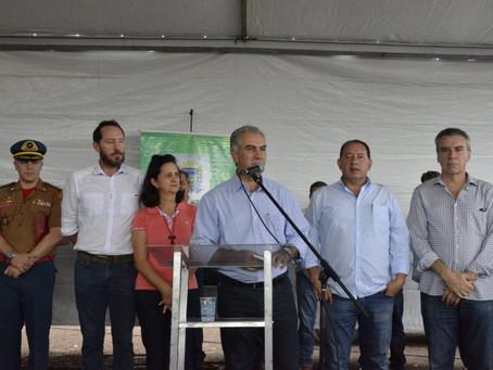 Governo traz obras estruturantes para São Gabriel do Oeste