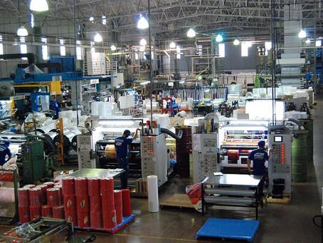 Desempenho industrial registra índice positivo pelo 12º mês em MS