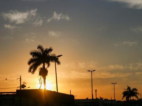 Sexta-feira tem previsão de tempo seco e temperaturas chegam a 34°C em MS