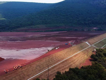 MPT recomenda monitoramento de barragem da Vetorial em Corumbá