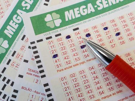 Mega-Sena acumula e vai pagar prêmio de R$ 70 milhões no próximo sábado