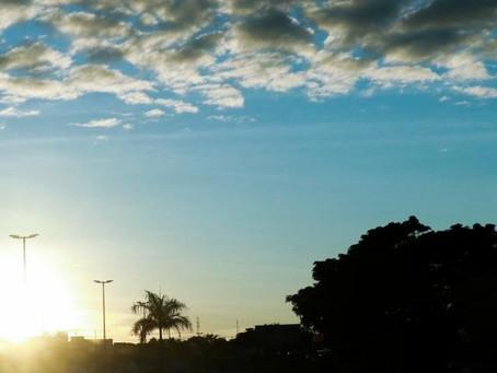 Sexta-feira de calor e baixa umidade do ar em Mato Grosso do Sul