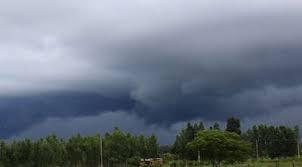Previsão de pancadas de chuva para todo MS nesta segunda