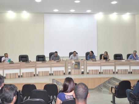 Vereadores de São Gabriel apresentam diversas proposições durante sessão ordinária