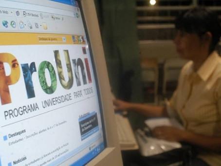 Mato Grosso do Sul ofertará 1.025 bolsas de estudo pelo Prouni