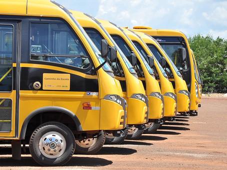 Governo vai investir mais de R$ 32 milhões em transporte escolar para alunos