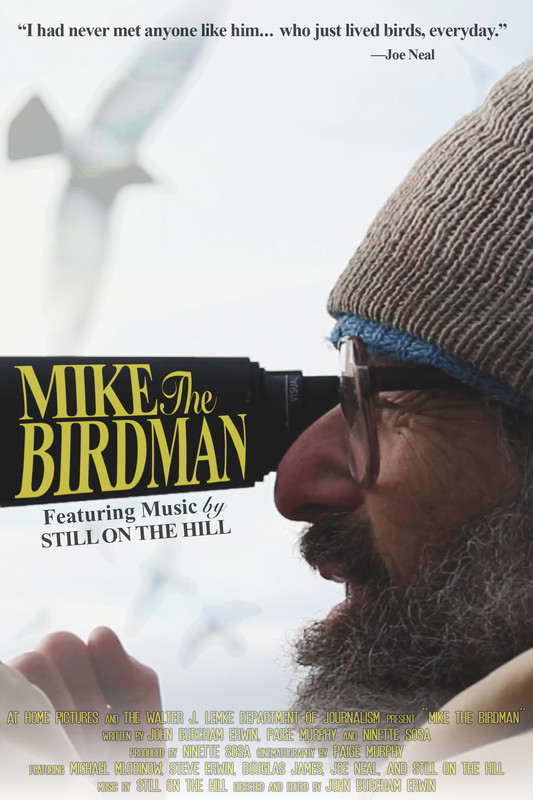 Mike the Birdman