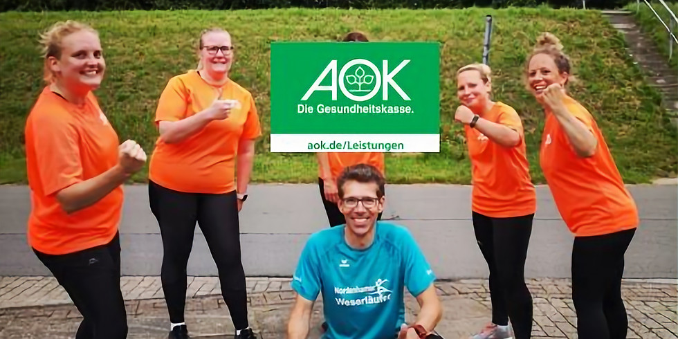 AOK Nordsee Firmenlauf Challenge