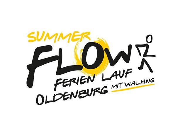FLOW Ferien Lauf Oldenburg mit Walking