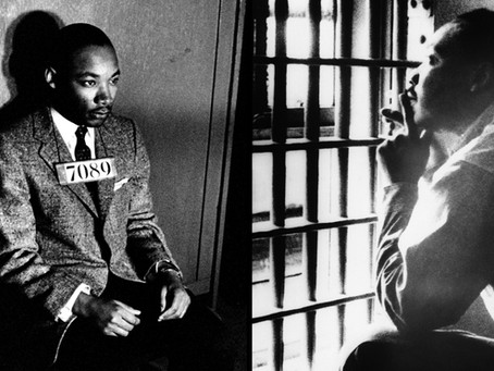 Echoes of the Letter from a Birmingham Jail