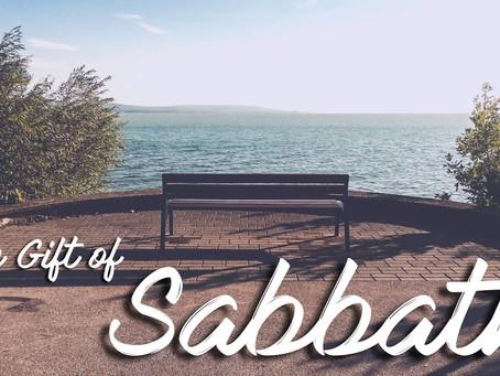 Lenten Devotional (Day 5) - The Gift of Sabbath
