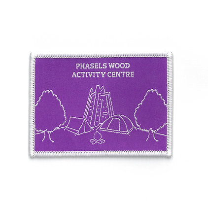 Phasels Wood Site Badge