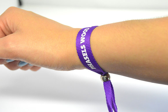 Phasels Wood Activity Centre Wristband