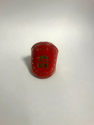 Well End Woggle Red