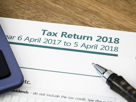 What you need to know about self-assessment tax returns