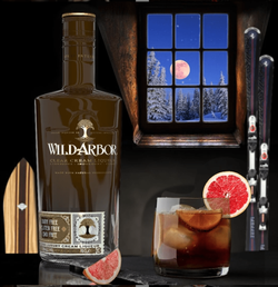 Wild Arbor Expresso Gin and Tonic