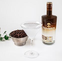 The Clear Cappuccino Martini