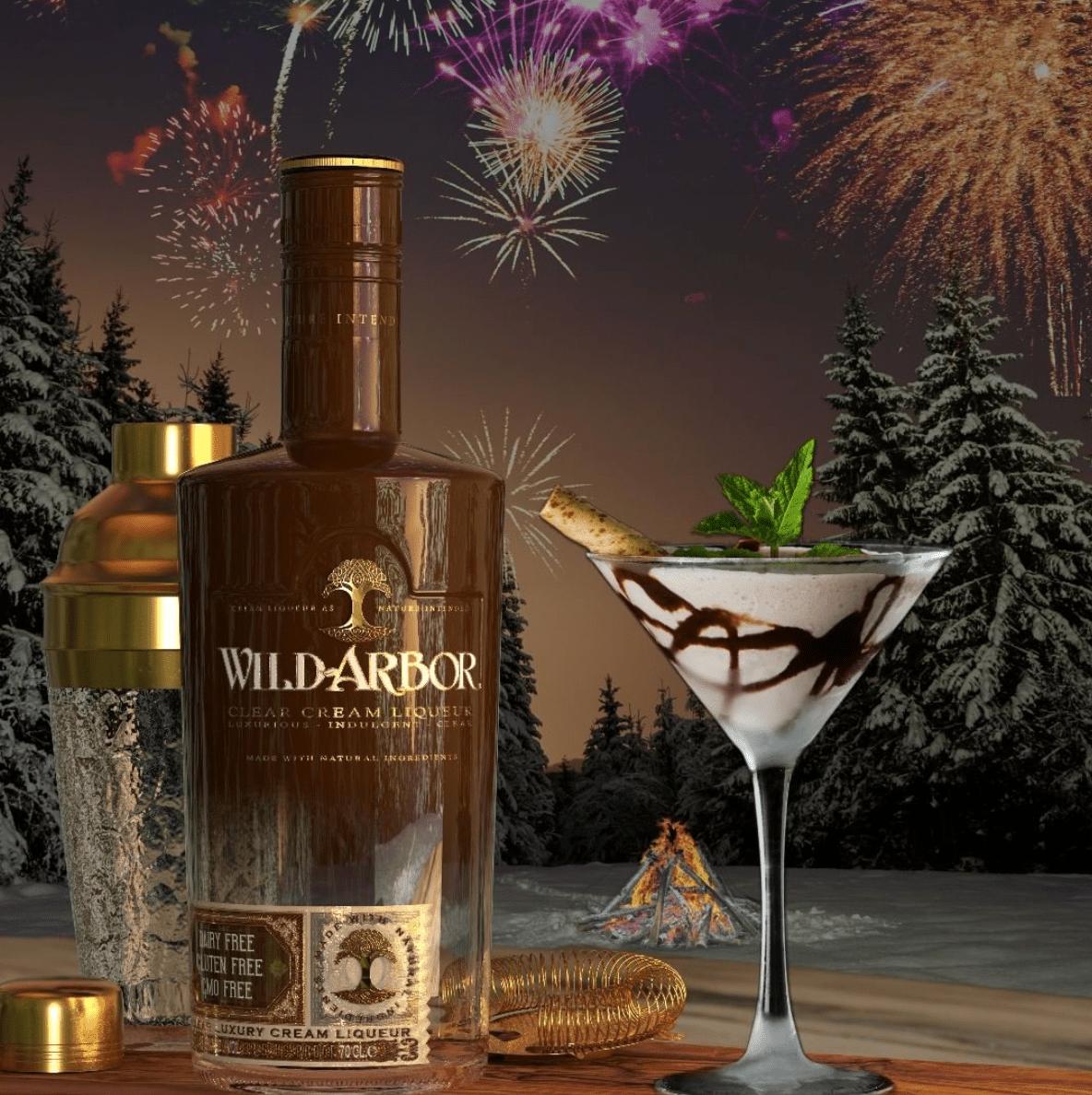 Wild-Arbor Bonfire Night Chocolate Martini