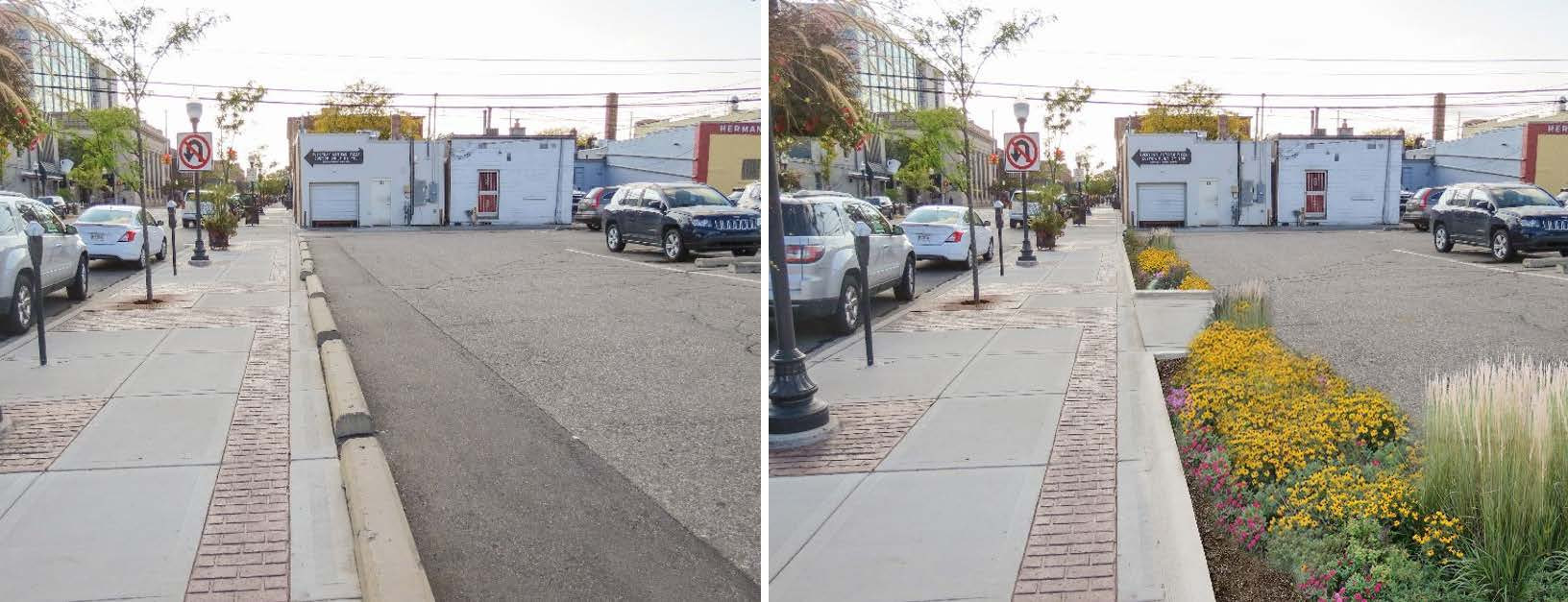 City of Royal Oak Green Infrastructure Evaluation Project