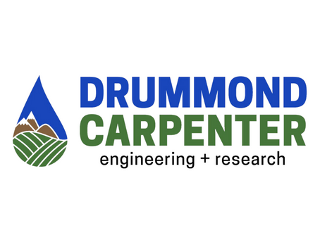 Work with Drummond Carpenter! We're actively seeking a Utilities/Water/Wastewater Engineer