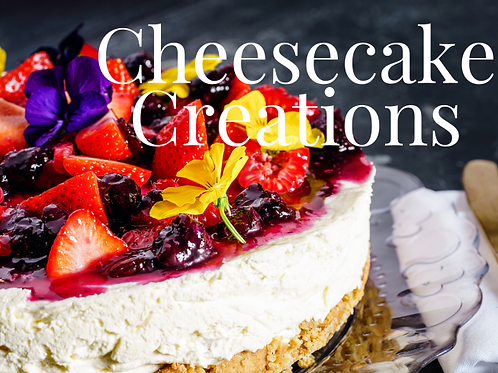 Cheesecake Creations