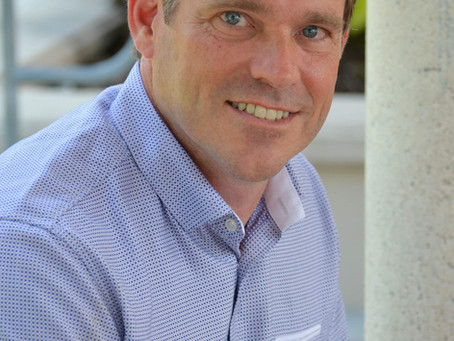 Chad Drummond named Editor of ASCE's EWRI Currents