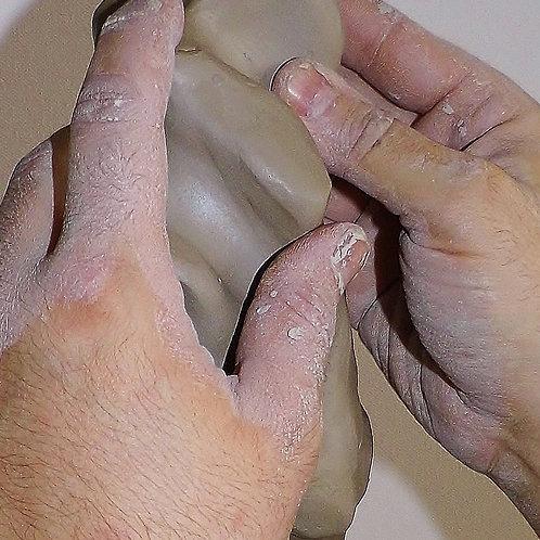 Persönliche Seelen - Skulptur