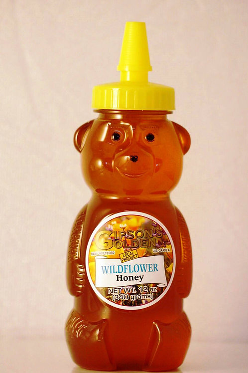 12oz Honey Bear