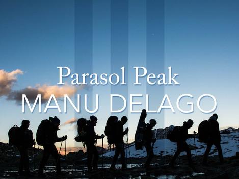 Film premiere Parasol Peak - 2018