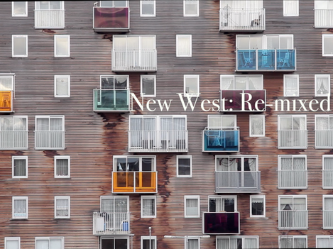 """Film premiere """"New West: Re-mixed"""" - 2017"""