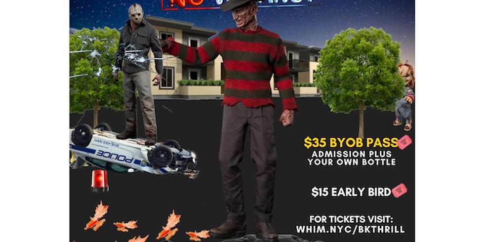 Bates Motel Halloween Party