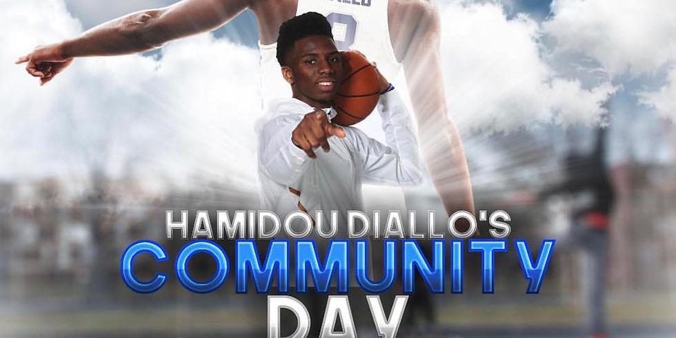 Hami Diallo's Community Day