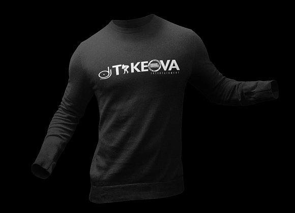 Womans Dj Takeova Logo Classic Sweater