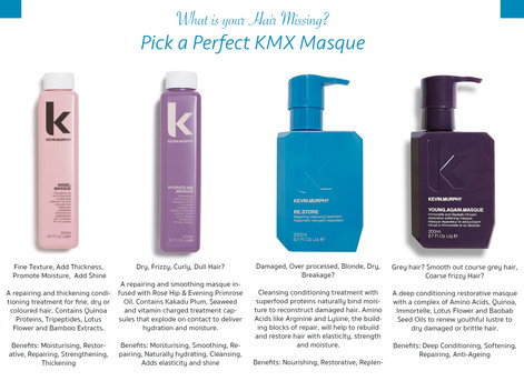 Pick your Perfect Hair Masque